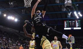 Final eight, Brindisi vince derby del Sud e va in semifinale