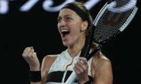 Aus Open,Kvitova e Collins in semifinale