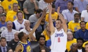 Gallinari 26 punti, Clippers battono Golden State a Oakland