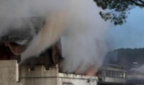 Sabotage not ruled out over Rome trash-plant blaze