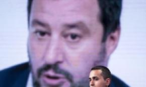 Di Maio clashes with Salvini on waste incinerators