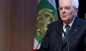 Italy needs study not improvisation - Mattarella