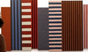 Sean Scully a Villa Panza a Varese