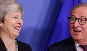 Juncker-May, discussione costruttiva