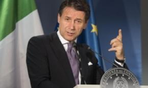 Govt responsible, focused says Conte