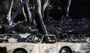 California, incendi: i morti sono 42