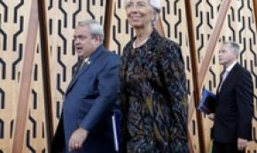 Apec Summit, Christine Lagarde arriva in Papua Nuova Guinea