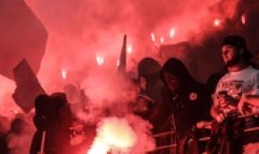Lazio-Eintracht, in arrivo 400 ultrà