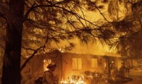 California, 63 i morti negli incendi