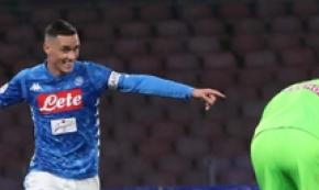 Callejon, Arsenal? Serve un gol a Londra