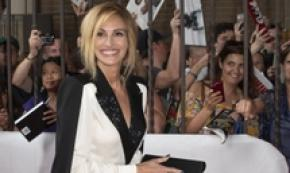 A Julia Roberts premio Eastman carriera