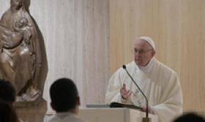 God's word not ideology says pope