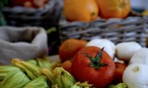 Med diet theme for Italian Cuisine Week in World