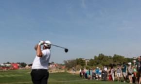 Golf: Abu Dhabi, Shane Lowry (Irlanda)