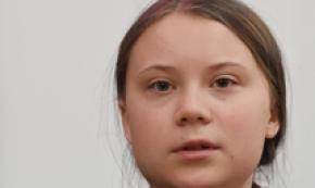 Greta Thunberg a Londra