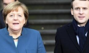 Merkel-Macron firmano trattatoAquisgrana