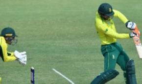 Cricket: Australia XI vs Sudafrica