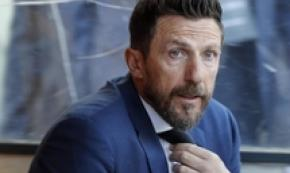 "Roma:Di Francesco ""Kolarov-De Rossi out"""