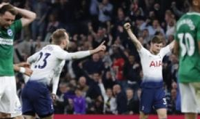 Saints gol flash, Tottenham vince a 88'