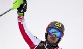 Mondiali sci: oro slalom a Hirscher
