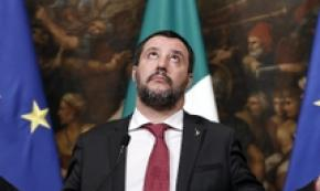 Salvini dismisses charges of Nazism