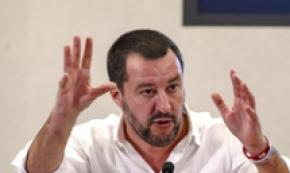 Salvini goes jogging ahead of budget huddle