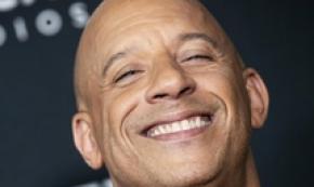 Vin Diesel alla prima di 'Avengers: Endgame' a Los Angeles