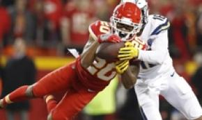 Nfl: Los Angeles Chargers vs Kansas City Chiefs
