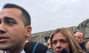 Italy envoy called to French foreign ministry over Di Maio