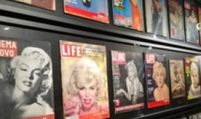 Museo Cinema, in mostra charme Marilyn