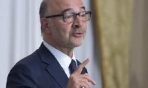 Ball in Italy's court now - Moscovici