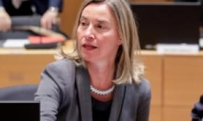 Sophia will end unless positive news - Mogherini
