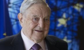 Soros persona dell'anno per Ft