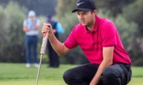 Golf, Ashley Chesters all'Andalucia Valderrama Masters
