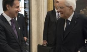'Fair, excellent, cordial' ties with Mattarella -Conte