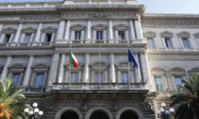 Bank of Italy cuts 2018 GDP forecast to 0.9%