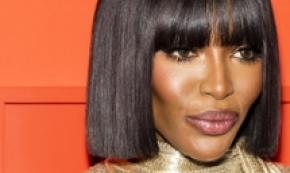 Naomi Campbell al Time 100 Gala a New York
