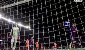 Champions League, Barcellona e Liverpool ai quarti di finale