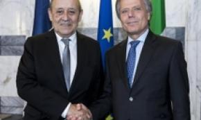 Italy-France working for Libya ceasefire - Moavero