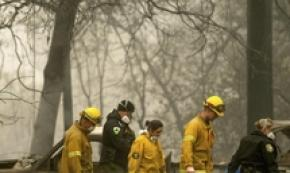 Incendi in California, 71 morti