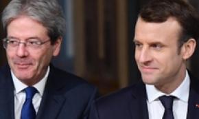 Macron, migranti diminuiti per Gentiloni