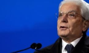 Mattarella,tragedie se differenze negate