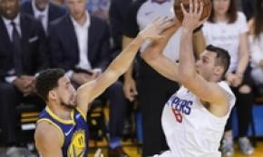 Playoff Nba: Clippers battono Golden State, super Gallinari