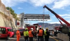 Genoa bridge to be open by April 15 2020 - Bucci