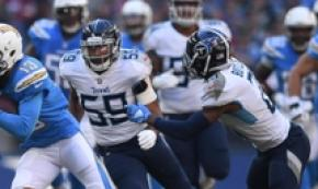NFL: Tennesse Titans vs Los Angeles Chargers