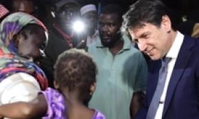 Migrants: Conte vows to renew drive for EU change