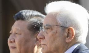 Ties with China in all EU's interest - Mattarella