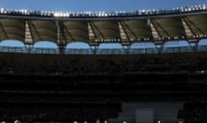 Baseball, test match Australia-India al Perth Stadium