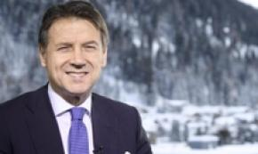 Dream Europe of the people, for the people - Conte at Davos