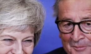 Brexit: May, buoni progressi con Juncker